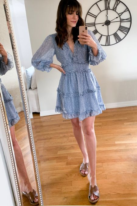 Shop this super cute blue dress from amazon! This blue sundress makes for great spring outfits. If you're looking for spring outfits, try this blue spring dress from amazon #springoutfits #springdress #dress #amazon #amazonclothes #LTKunder100 #LTKunder50 #LTKSeasonal @liketoknow.it #liketkit http://liketk.it/38rBB