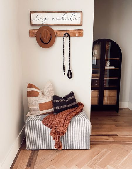 Entry way home decor for fall.🍂❤️ Lots of items from Target.     #LTKSeasonal #LTKstyletip #LTKhome