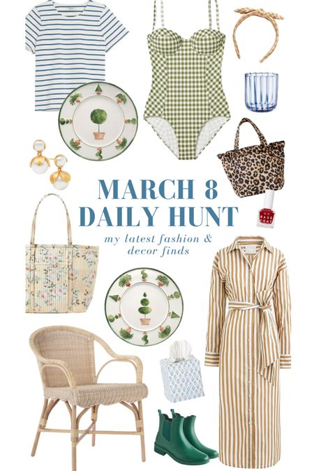 A handful of my March 8 finds! Explore them all on the Daily Hunt page of KatieConsiders.com #liketkit @liketoknow.it http://liketk.it/3a07A