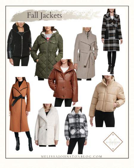 Fall jackets   #LTKHoliday #LTKGiftGuide #LTKSeasonal