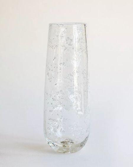 Sagan champagne flute by Anthropologie 🥂   http://liketk.it/3gxsh @liketoknow.it #liketkit #LTKunder100 #LTKwedding #LTKhome