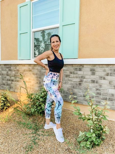 #liketkit http://liketk.it/3h1gq @liketoknow.it workout outfit, sports bra, workout top, leggings, white sneakers, butterfly necklace #LTKfit #LTKstyletip #LTKunder100 @liketoknow.it.home Shop my daily looks by following me on the LIKEtoKNOW.it shopping app
