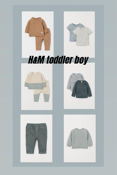 Toddler & baby boy clothes from H&M http://liketk.it/36mHS #liketkit @liketoknow.it #LTKbaby #LTKfamily #LTKunder50