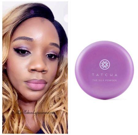 Tatcha The Silk Powder Protective Setting Powder  Best luxury under eye powder  Best finishing powder No flash back 2021  Japanese Makeup  #LTKunder50 #LTKunder100 #LTKbeauty