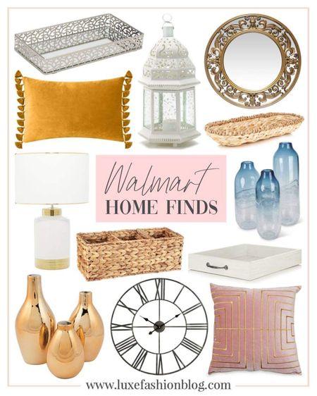 Walmart Home Finds, Spring-Summer 2021 http://liketk.it/3jmsT @liketoknow.it #liketkit #LTKbeauty #LTKhome #LTKstyletip