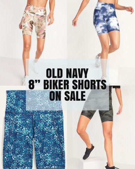 "Currently just $13.49! 8"" biker shorts on sale!  http://liketk.it/3gqyI @liketoknow.it #liketkit #LTKfit #LTKsalealert #LTKunder50"