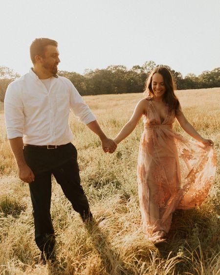 Engagement photos   #liketkit #LTKstyletip #LTKunder100 @liketoknow.it http://liketk.it/35xXV