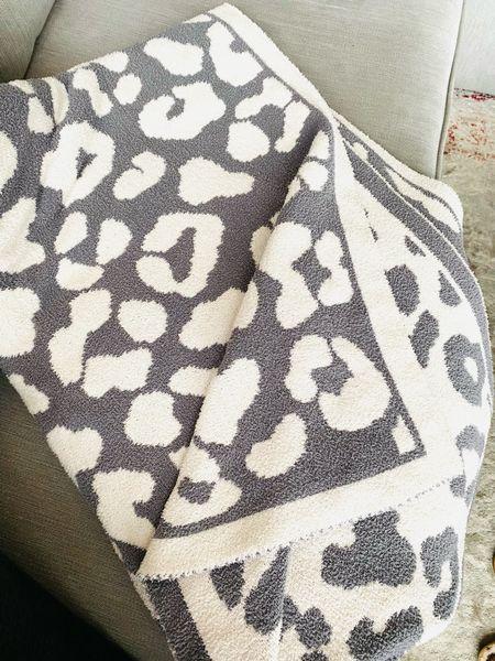 Barefoot Dreams dupe blanket    #LTKhome #LTKstyletip #LTKsalealert