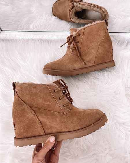 Cutest ugg booties for Fall/Winter from the Nordstrom sale. Half size up. @liketoknow.it  Follow my shop on the @shop.LTK app to shop this post and get my exclusive app-only content!  #LTKsalealert #LTKstyletip #LTKshoecrush