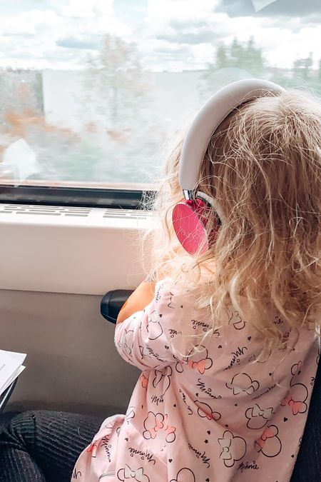 The BEST kids headphones.  We used them traveling Europe and use them on long car rides. We're buying another pair for Reagan! They're wireless, noice cancelling and can have the volume limited for little ears.     #LTKtravel #LTKfamily #LTKkids