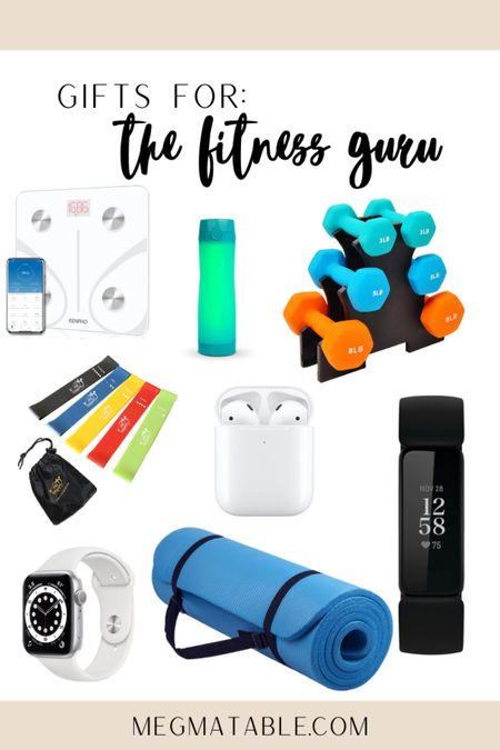 Gifts that any fitness lover would appreciate // http://liketk.it/31rSy #liketkit @liketoknow.it #LTKgiftspo #LTKfit #LTKsalealert #holidaygiftguide #giftguides