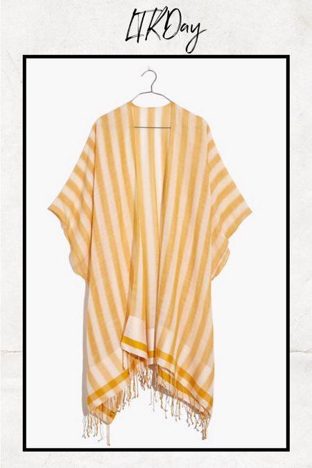 Perfect to wear with denim shorts or as a coverup!   #LTKstyletip #LTKSeasonal #LTKsalealert