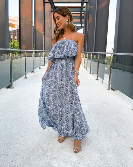 Amazon maxi dress size s #liketkit http://liketk.it/3frw0 @liketoknow.it #LTKunder50 #LTKunder100 #LTKsalealert