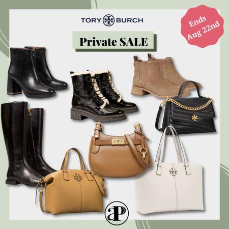 Tory Burch Private Sale Top Picks for Fall and Winter! Sale ends on August 22nd!   #LTKsalealert #LTKSeasonal