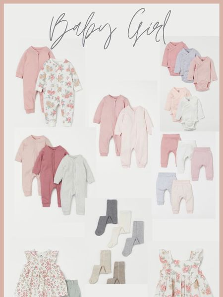 Baby girl essentials! Affordable clothing for baby girl http://liketk.it/3fILj #liketkit @liketoknow.it #LTKbaby #LTKunder50 #LTKkids