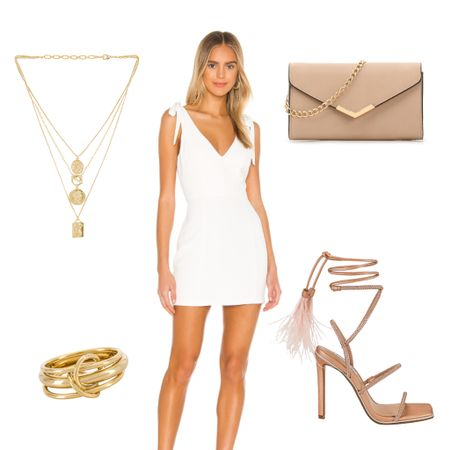 Summer bride vibes 💍   http://liketk.it/3gpHQ @liketoknow.it #liketkit #LTKwedding #LTKstyletip #LTKshoecrush