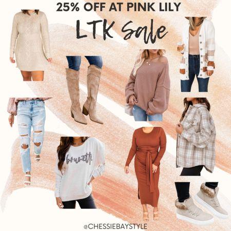 Save 25% at Pink Lily! ❤️  #LTKSeasonal #LTKSale #LTKstyletip