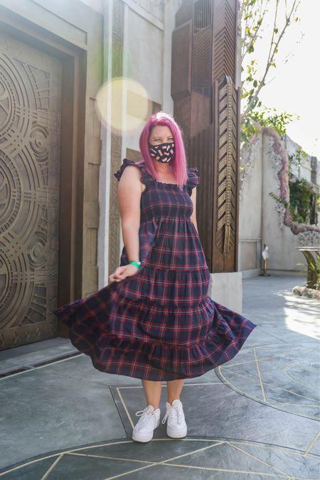 Headed to Disneyland? This is the perfect Avengers Campus dress! http://liketk.it/3gRUu #liketkit @liketoknow.it #LTKcurves #LTKstyletip #LTKtravel