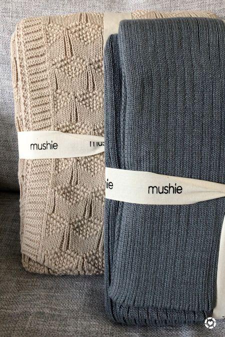 Loving these Mushie blankets, perfect for our little babe! #babyblankets #newborn  #LTKbump #LTKhome #LTKbaby