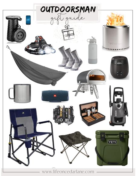Awesome gifts for the outdoorsman! Shop these finds from Amazon, Academy Sports, Nordstrom and more!   #giftguideforhim #giftguidefortheoutdoorsman  #LTKGiftGuide #LTKHoliday #LTKmens