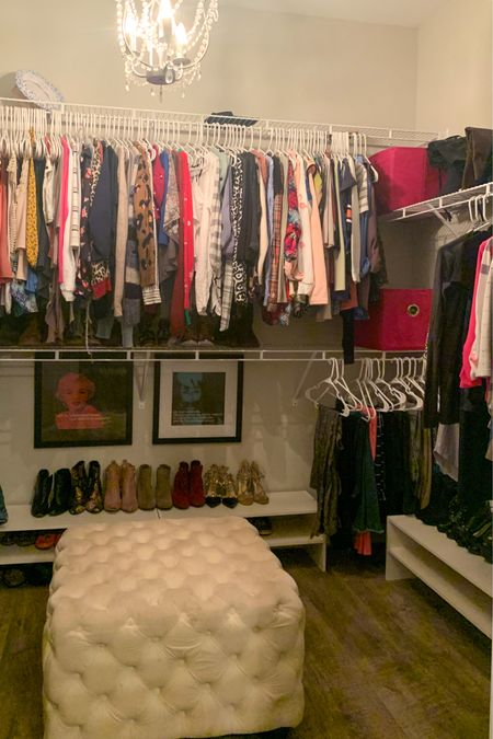 """GLAM!  It's like when @emril says """"BAM"""" but prettier. Look at my totally amazing closet makeover. A few simple changes and you can have yours too!   http://liketk.it/2PSxk    #liketkit    @liketoknow.it"""