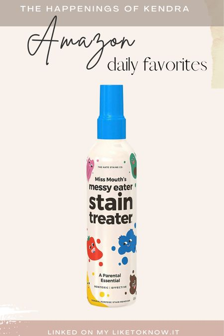 My go to stain remover! Perfect for kid messes #liketkit #LTKhome #LTKkids #LTKbaby @liketoknow.it http://liketk.it/3gGpO