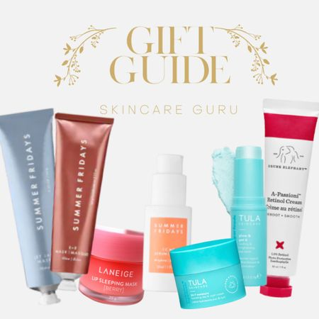 http://liketk.it/31yjf Gift guide for the skincare guru ! From deep moisturizer, Tula cleanser face wash, to vitamin c serum. These summer Friday's products are the must have skin care ! Beauty, Sephora, Amazon find http://liketk.it/31yiA #liketkit @liketoknow.it #LTKgiftspo #LTKbeauty #LTKsalealert @liketoknow.it.europe @liketoknow.it.family @liketoknow.it.home @liketoknow.it.brasil Shop your screenshot of this pic with the LIKEtoKNOW.it shopping app