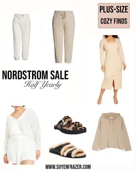 Nordstorm Sale Half Yearly, Sale finds, cozy finds, plus-size finds, Suyen Frazer http://liketk.it/3gnC5 #liketkit @liketoknow.it #LTKcurves #LTKsalealert #LTKunder50 @liketoknow.it.europe @liketoknow.it.home @liketoknow.it.family