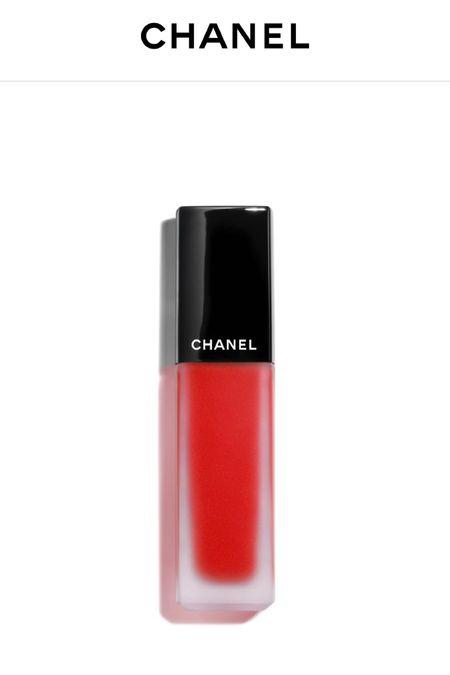 My fave lip stain from CHANEL!   #LTKbeauty