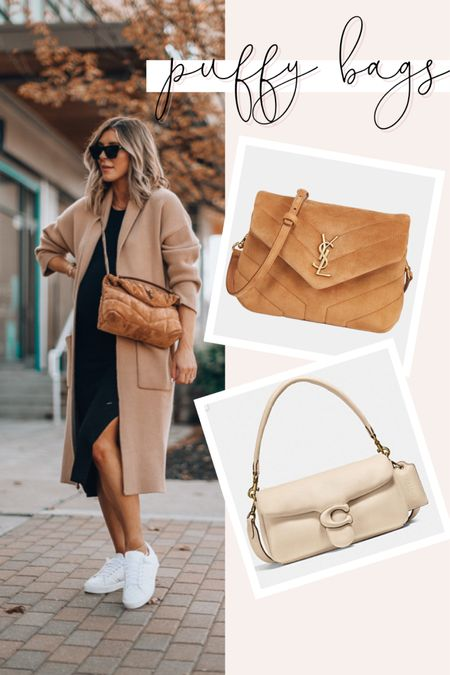 Rounding up all the best puffy bags for fall!   #LTKitbag