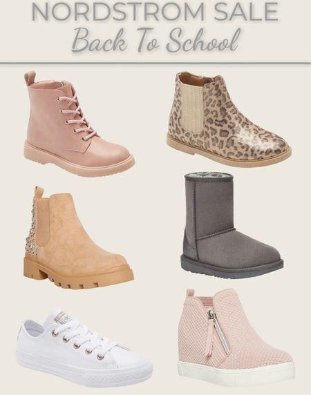 Nordstrom Anniversary Sale - Girls Shoes #nsale #nordstromsale #kidsshoes #girlsshoes #sale #backtoschool  #LTKkids #LTKsalealert #LTKshoecrush