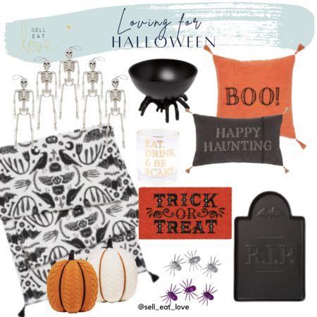 Loving for Halloween!  Halloween is so fun! Can't wait to decorate!  #LTKunder50 #LTKSeasonal #LTKhome