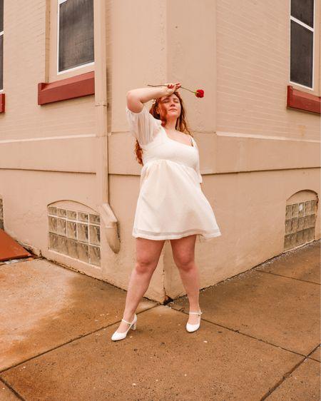 Feeling like a Bridgerton bride 👰🏻♀️ http://liketk.it/38AJH #liketkit @liketoknow.it #bridgerton #size14 #midsize
