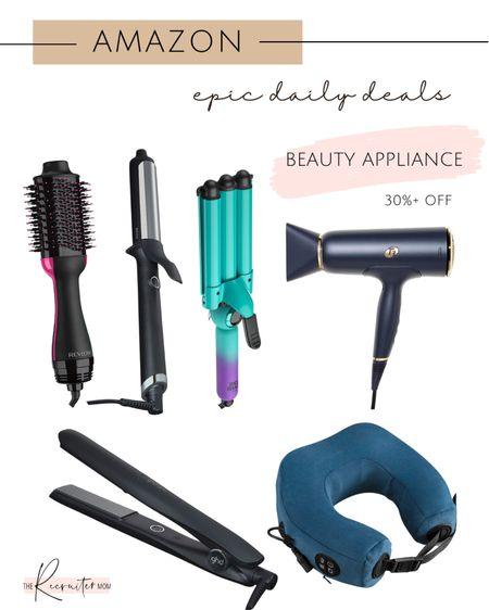 Amazon epic hair tools sale and cordless massager!!   #LTKbeauty #LTKsalealert #LTKGiftGuide
