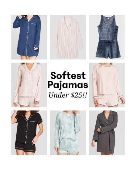 Pajamas  Lounge wear Pajama sets Sleep sets Target style Night gown  Robe Bachelorette gifts Bridal gifts New mom Maternity  http://liketk.it/2T8HH #liketkit @liketoknow.it #LTKunder50 #StayHomeWithLTK #LTKbump