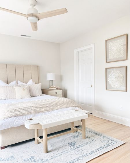 Guest bedroom!   Do you have one?   I like to make mine feel extra cozy hoping my guests won't leave (usually 😅).     #LTKhome #LTKstyletip #LTKunder50