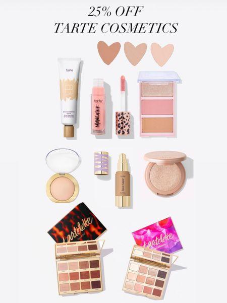 25% OFF Tarte Cosmetics!   #LTKbeauty #LTKsalealert #LTKDay