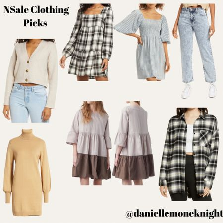 I'm sharing my #NSale everyday clothing pucks with you guys today!! Shoes and Outerwear coming!!!   #LTKsalealert