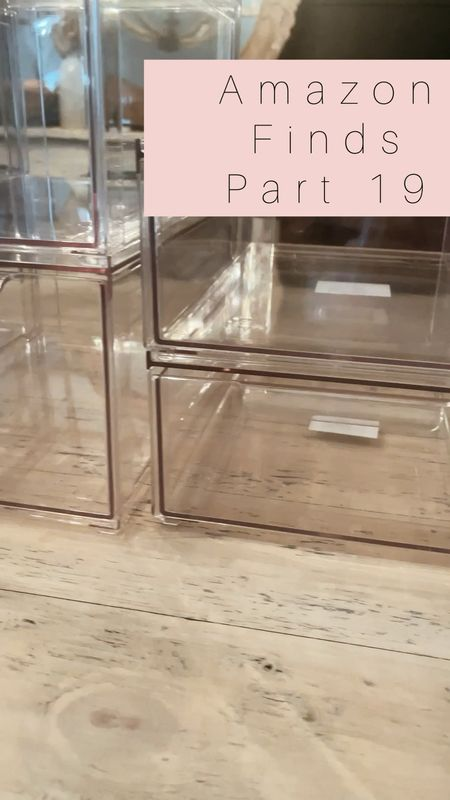 Amazon finds part 19 Organizing the refrigerator    #LTKunder50 #LTKhome