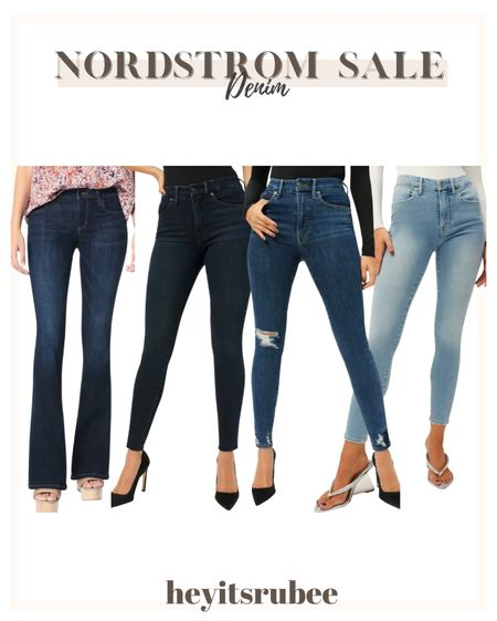 Nordstrom sale. N-sale denim. Shop your screenshot of this pic with the LIKEtoKNOW.it shopping app #LTKsalealert http://liketk.it/3jQrJ #liketkit @liketoknow.it #nsale #nordstrom
