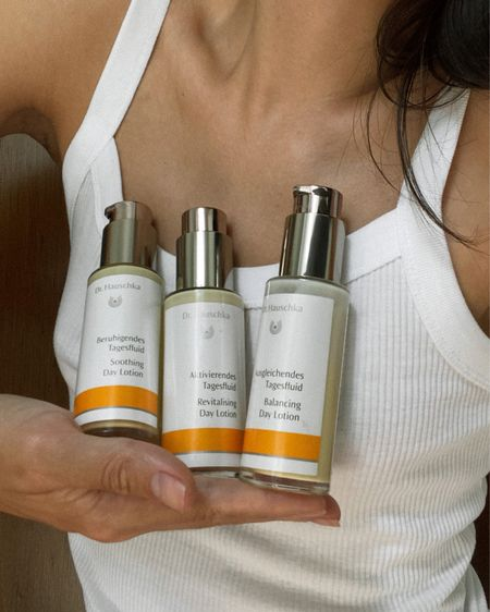 Choose your fighter! @drhauschka.de launched 3 different day lotions each made to fit specific needs and skin types - all natural beauty! Personally it's the Balancing Fluid for me (Nisi) as I'm struggling with a bit of Mascne and this lotion helps me to bring my skin back to balance, tackle the breakouts while still keeping my skin moisturized. #drhauschka #flowerpowersince1967 http://liketk.it/3iAd0 #liketkit @liketoknow.it