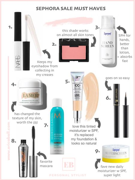 My must have beauty picks from the Sephora sale.  http://liketk.it/3d2S0 #liketkit @liketoknow.it #LTKbeauty #LTKsalealert #LTKunder50 Screenshot this pic to get shoppable product details with the LIKEtoKNOW.it shopping app