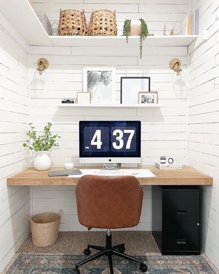 Home office space inspo.   #StayHomeWithLTK #LTKhome