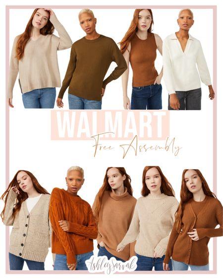 Walmart Free Assembly Fall Fashion  #LTKunder50 #LTKstyletip #LTKSeasonal