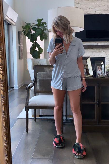 Summer Loungewear // Pj Sets // Eberjay #liketkit #LTKsalealert #LTKstyletip #LTKunder100 http://liketk.it/3hKt2 @liketoknow.it