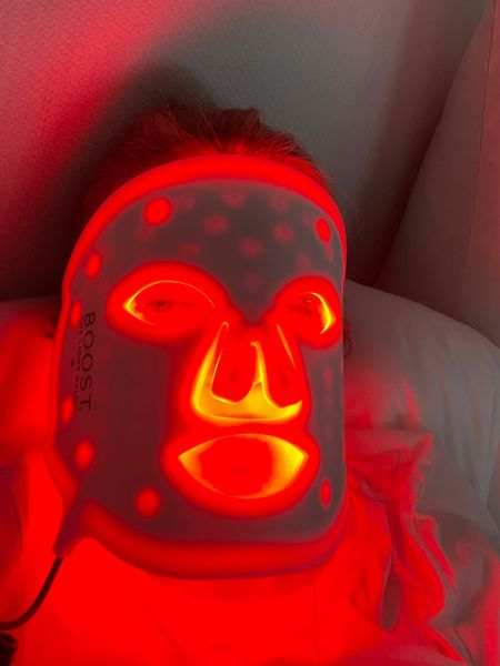 The LED mask that I use to stimulate and promote collagen and plumping for fine lines and wrinkles   #LTKGiftGuide #LTKbeauty #LTKHoliday