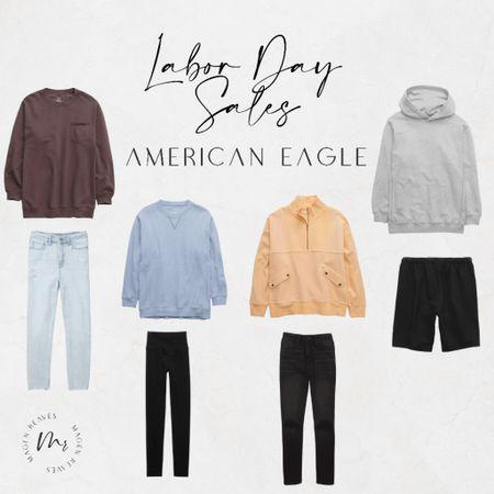 Labor Day Sale-American Eagle 30-40% off   #LTKSeasonal #LTKunder100 #LTKsalealert