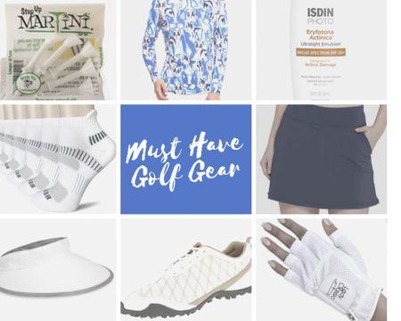 Great Ladies golf gear. All available at Amazon. #LTKfit #LTKtravel http://liketk.it/3iJtU #liketkit @liketoknow.it