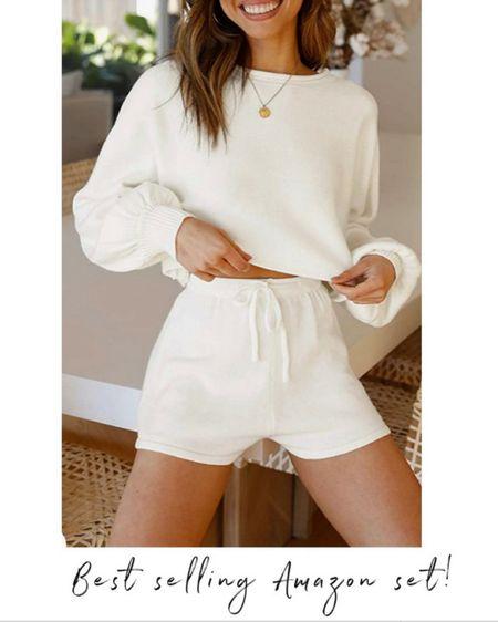 Amazon PJs, Amazon Pajamas, Amazon Loungewear, Amazon Cozy Fall Fashion, #LTKunder50 #LTKSeasonal http://liketk.it/3o9ko @liketoknow.it #liketkit