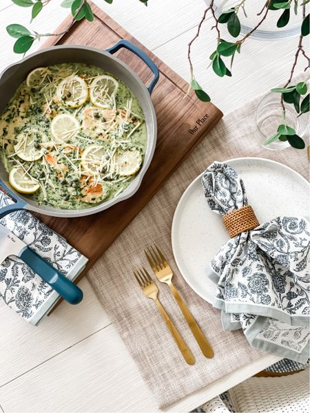 Use code AMYCHOPS20 for 20% off all knives and knife bundles (through 8/22) or use COASTALOAK10 for 10% off everything else!  Our place, always pan, knife set, cookware, pots and pans, butcher block, cutting board    #LTKhome